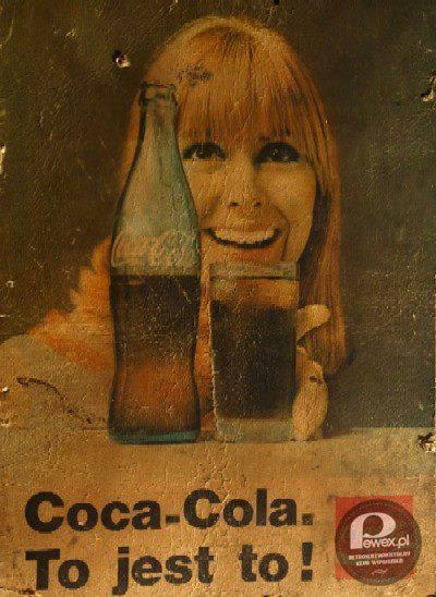 agnieszka osiecka hasło reklamowe coca coli