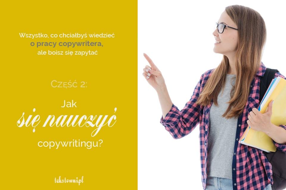 jak się nauczyć copywritingu