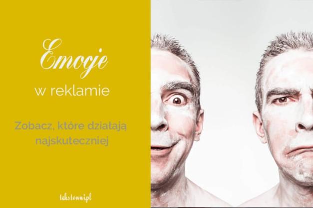 emocje w reklamie