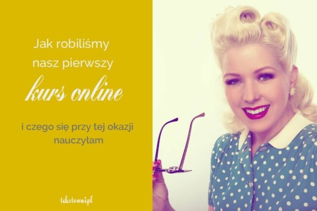 kurs online
